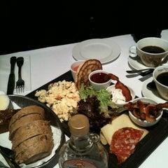 Photo taken at Café Stygge by Louise M. on 1/21/2012