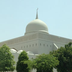 Photo taken at Masjid Mazoon by Mohamed on 7/20/2012
