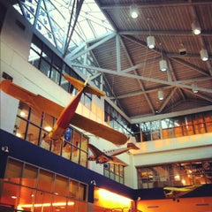 Photo taken at Westchester County Airport (HPN) by Chelsea A. on 8/23/2012