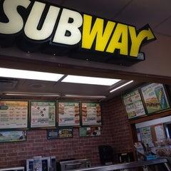 Photo taken at Subway by Sadie on 8/23/2012