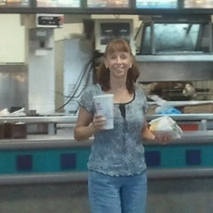 Photo taken at Arby's by Olga A. on 9/4/2011