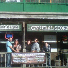 Photo taken at New Diggings General Store by Kelly S. on 11/6/2011