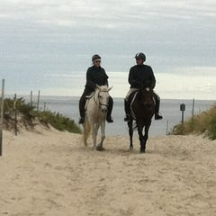 Photo taken at Crane Beach by Pano A. on 10/23/2011