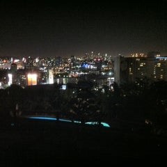 Photo taken at Yamashiro Hollywood by Chuck W. on 3/7/2012