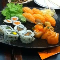 Photo taken at Matsu Japanese Food | 松 by Natalia R. on 8/1/2012