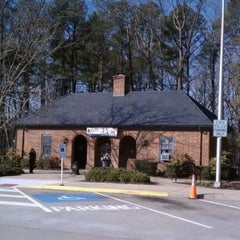 Photo taken at I-85 S Rest Area by Steve S. on 12/18/2011
