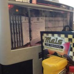 Photo taken at Mel's Diner by Lara P. on 7/14/2012
