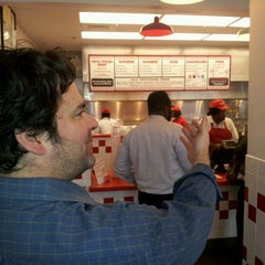 Photo taken at Five Guys by Marc S. on 12/15/2011