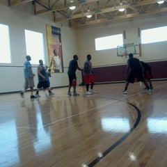 Photo taken at LA Fitness by Juan U. on 7/30/2012