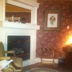 Photo taken at Cedar Crest Inn by Molly M. on 3/27/2012