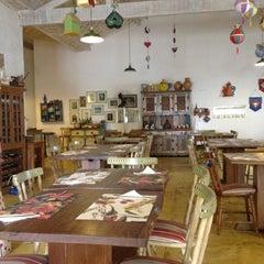Photo taken at Restaurante Sal da Terra by Felipe A. on 3/28/2012