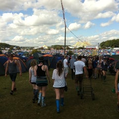Photo taken at Leeds Festival by Simon C. on 8/28/2011