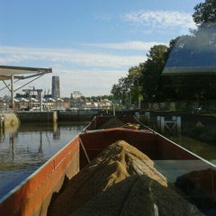 Photo taken at Sluis Mechelen by Mascha P. on 9/26/2011