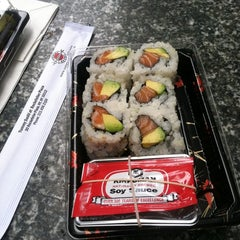 Photo taken at Yummy Sushi by Katy S. on 5/24/2011