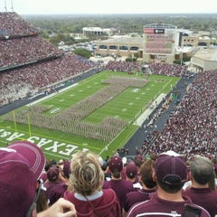 Photo taken at Kyle Field by Sam S. on 11/19/2011