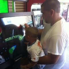 Photo taken at Luna Arcade by Margie💋 on 8/4/2012