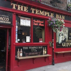 Photo taken at The Temple Bar by Daniel D. on 6/1/2012