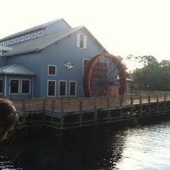Photo taken at Disney's Port Orleans Riverside Resort by Gina A. on 4/7/2012