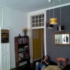 Photo taken at Travelers House Hostel by Andre P. on 6/25/2012