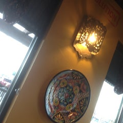 Photo taken at Cafe Rio Mexican Grill by Greg B. on 3/18/2012