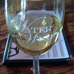 Photo taken at InVINtions, A Creative Winery by Elysse M. on 4/20/2012