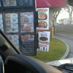 Photo taken at Carl's Jr. by Vanessa on 4/16/2012