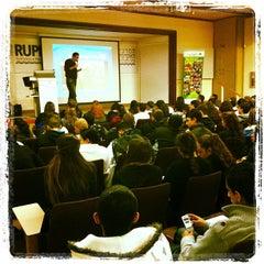 Photo taken at Ruppin Academic Center (המרכז האקדמי רופין) by Eliad A. on 2/5/2012