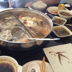 Photo taken at Shabu by Steve on 8/22/2012