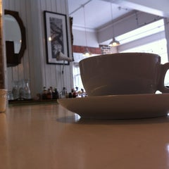 Photo taken at Freemans Coffee by David L. on 7/16/2012