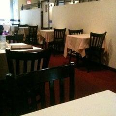 Photo taken at Lalibela Ethiopian Restaurant by Abi O. on 7/28/2012