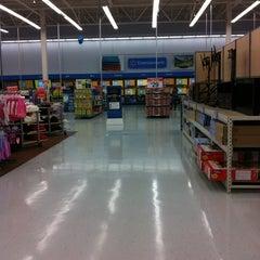 Photo taken at Walmart by X P. on 5/20/2012
