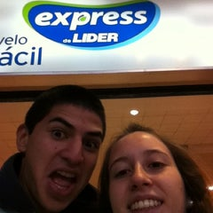 Photo taken at Lider Express by Javier C. on 5/17/2012