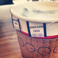 Photo taken at Take Five Cafe Richmond Centre by Wbmia on 7/14/2012