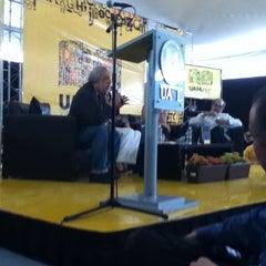 Photo taken at Feria Universitaria del Libro UANLeer by Cynthia L. on 6/1/2012