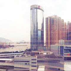 Photo taken at HSBC Centre 匯豐中心 by SY S. on 6/29/2012