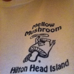 Photo taken at Mellow Mushroom Pizza by Mallie T. on 4/24/2012