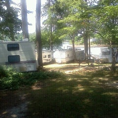 Photo taken at Forrest Campground & RV Park by Robby Scott H. on 6/7/2012