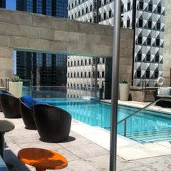 Photo taken at The Joule by Terrence W. on 5/19/2012