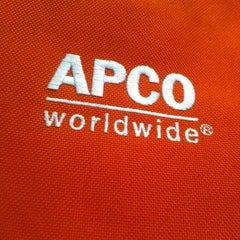Photo taken at APCO Worldwide by David S. on 2/21/2012
