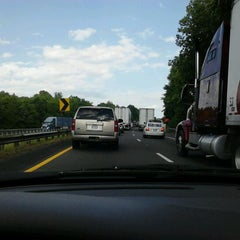 Photo taken at I 40 East by Timothy W. on 6/2/2012