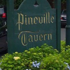 Photo taken at Pineville Tavern by Steve S. on 5/23/2012
