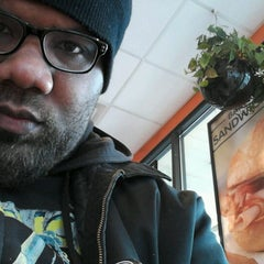 Photo taken at Dunkin Donuts by Josh J. on 2/14/2012