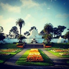Photo taken at Golden Gate Park by Omid S. on 7/23/2012