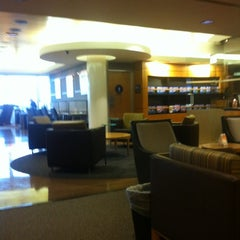 Photo taken at Alaska Airlines Board Room by Sharon O. on 2/19/2012
