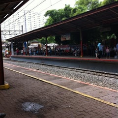 Photo taken at Stasiun Duren Kalibata by Iman S. on 3/6/2012