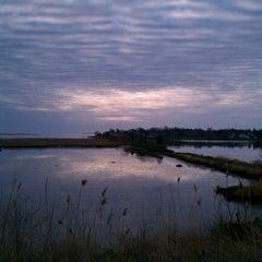 Photo taken at Founders Memorial Park by Lauren P. on 4/8/2012