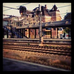Photo taken at Station Woerden by A&J V. on 7/1/2012