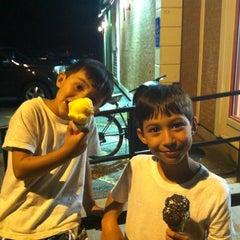 Photo taken at Friendly's by Katey B. on 8/19/2012