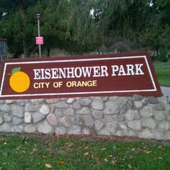 Photo taken at Eisenhower Park by Jeff B. on 10/19/2011