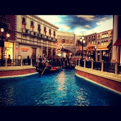 Photo taken at Venetian Canal by Stavros K. on 8/26/2012